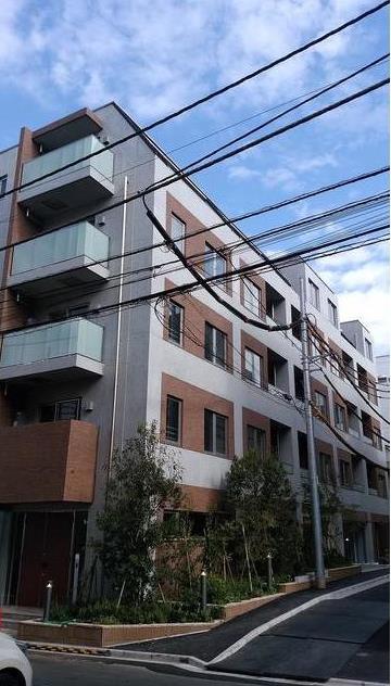 エーデルワイス西新宿 外観写真