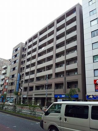 パークフラッツ渋谷代官山の外観・共用部の画像です。
