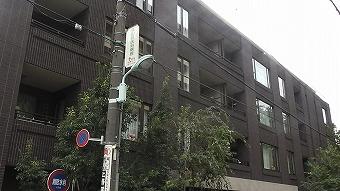 パークハウス駒込染井の外観・共用部の画像です。