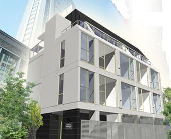 アスティエ渋谷松濤の外観・共用部の画像です。