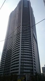キャピタルマークタワー 外観