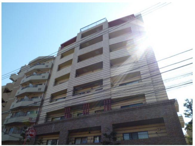 フィールE北新宿の外観・共用部の画像です